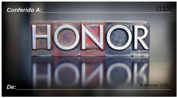 Honor (115)