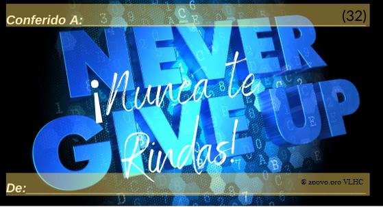 Nunca te rindas (32)