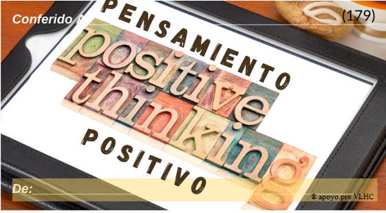 Pensamiento positivo (179)