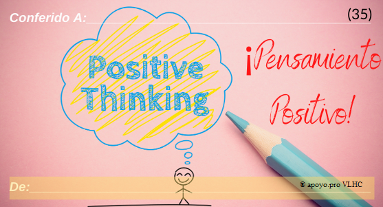 Pensamiento positivo (35)